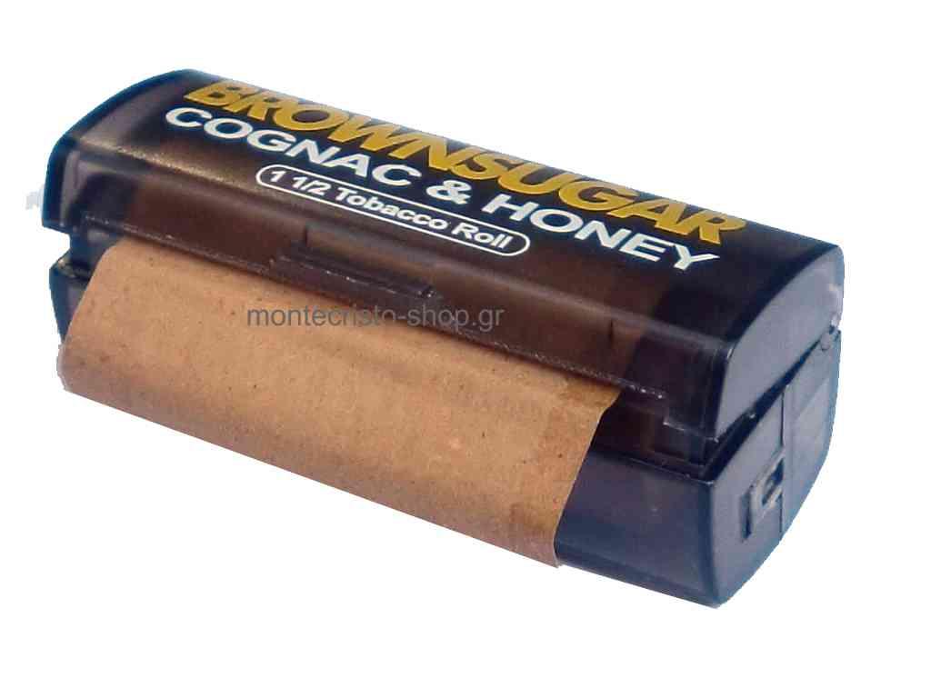 1942 - Ρολό BROWNSUGAR COGNAC & HONEY Rolls κονιάκ & μέλι 2 μέτρα