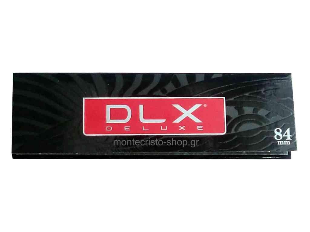 Τσιγαρόχαρτα DLX Deluxe 84mm Ultra fine λεπτό φύλλο