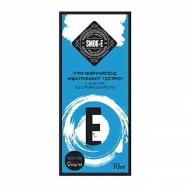 9625 - Smok-e E 10 ml (μπλε βατόμουρο και φράουλα)