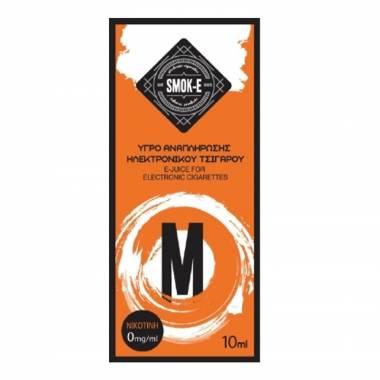 9627 - Smok-e M 10 ml (καπνικό)