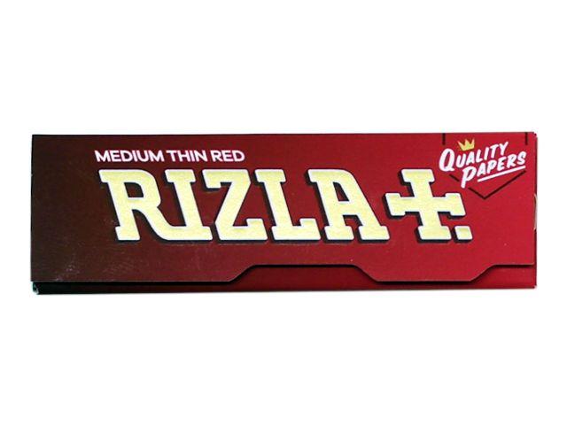 Χαρτάκια RIZLA κόκκινο red