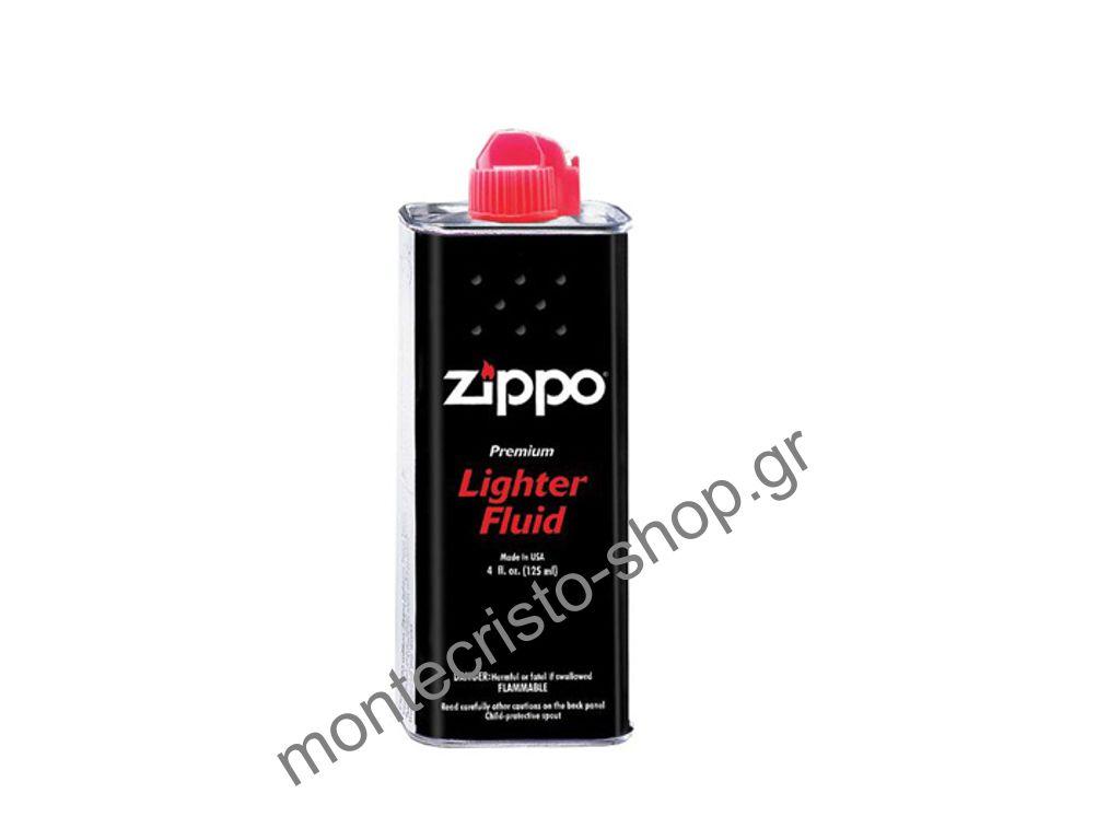 Zippo premioum lighter fluid υγρό, Ζιπέλαιο 125ml