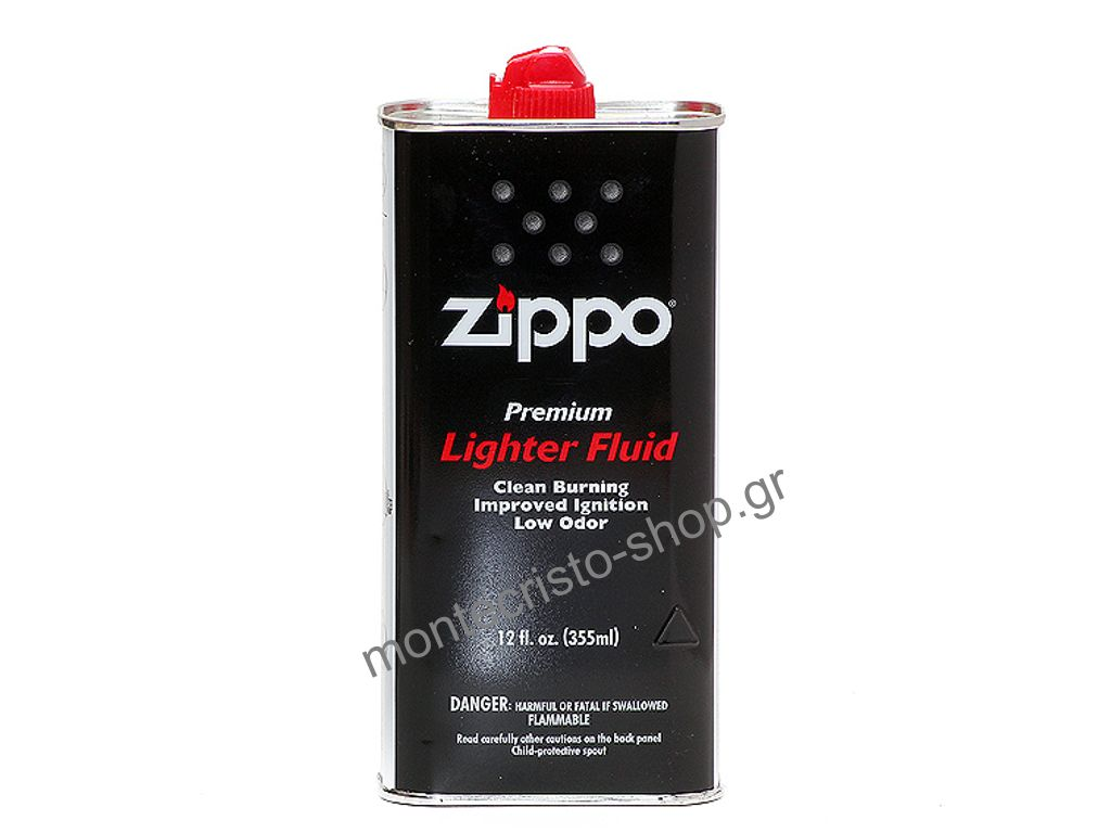 Zippo premioum lighter fluid υγρό, Ζιπέλαιο 355ml