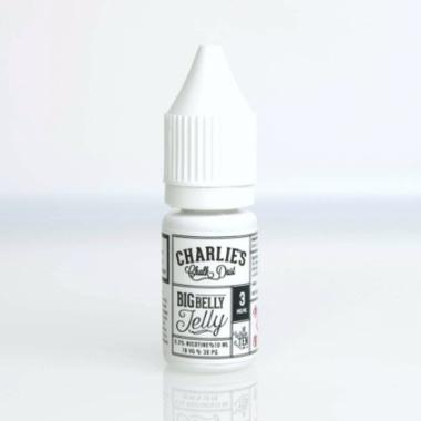 9668 - Charlies BIG BELLY JELLY 10ml (καρπούζι και καραμέλα)