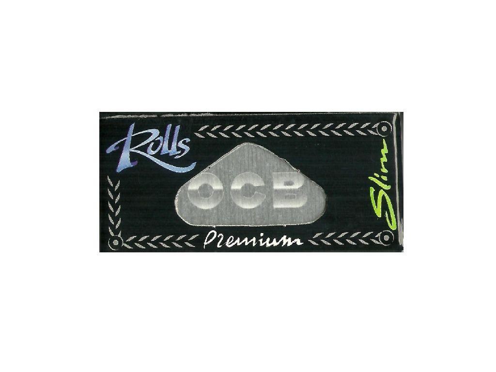741 - Χαρτάκια Ρολλό OCB Rolls Premium Slim