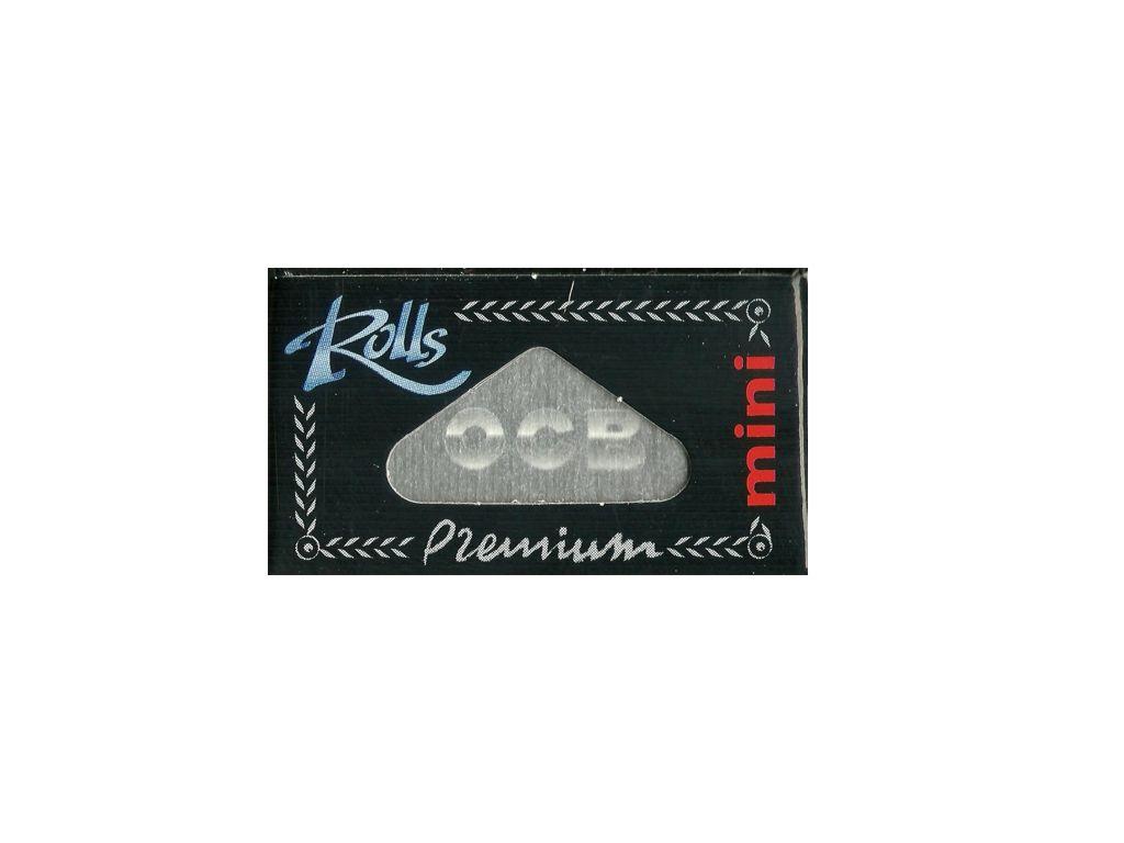 739 - Χαρτάκια OCB Ρολλό Mini Premium