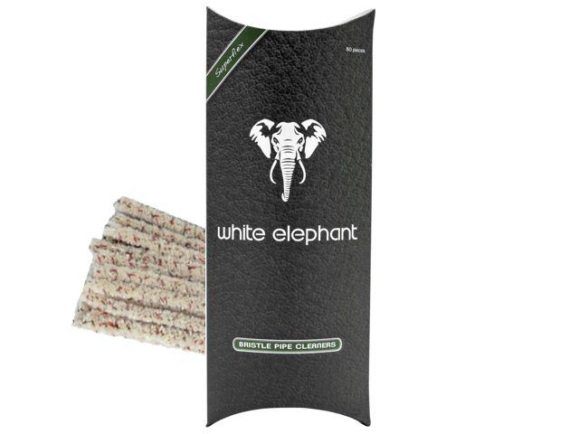 Καθαριστικά πίπας καπνού WHITE ELEPHANT (ελέφαντας) (made in Germany)