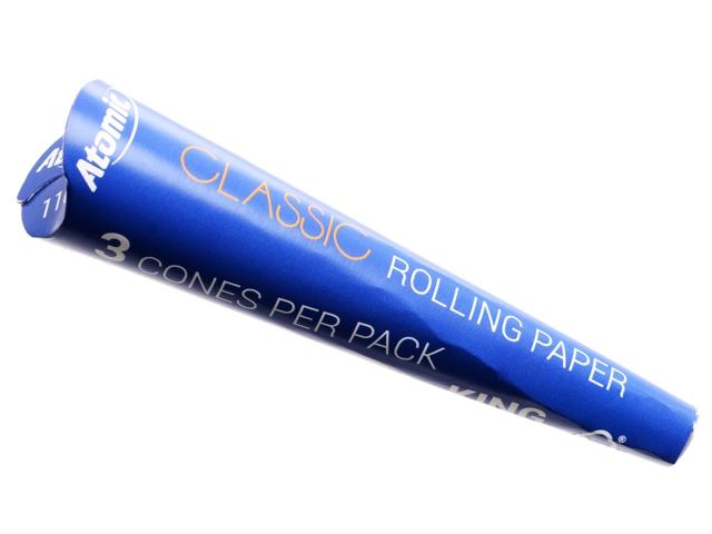 9732 - Κώνοι Atomic Classic Cones KS Ultra Thin 110mm (συσκευασία των 3)