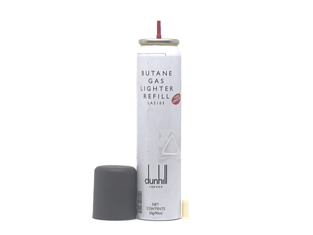 9754 - Αέριο αναπτήρων DUNHILL BUTANE GAS (made in England) 90ml