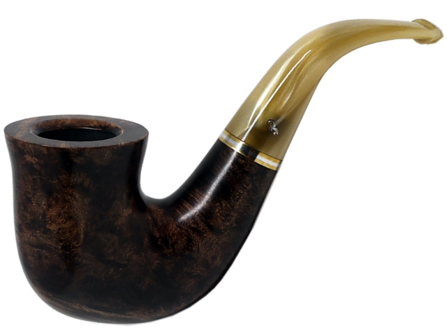 9773 - Peterson Kerry 11 XL Fishtail πίπα καπνού κυρτή