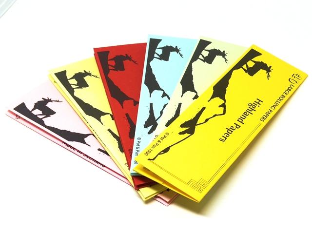 9794 - Χαρτάκια στριφτού Highland King Size με 40 φύλλα