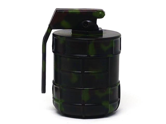 Τρίφτης καπνού GRINDER GRENADE ΧΕΙΡΟΒΟΜΒΙΔΑ BAREL 45mm (βαρελάκι) 12014