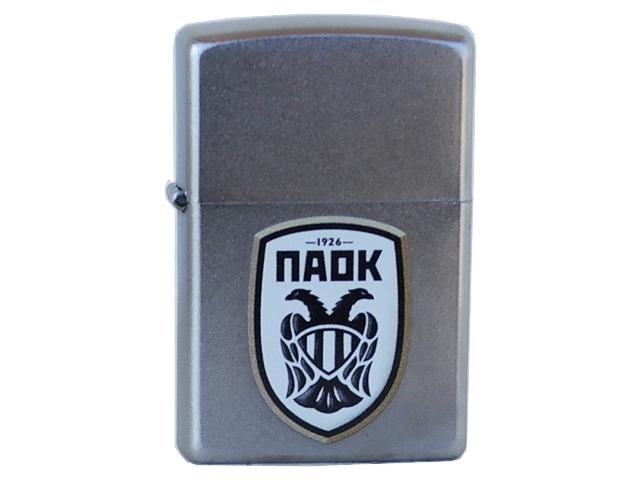 1383 - Αναπτήρας ZIPPO ΠΑΟΚ PK402
