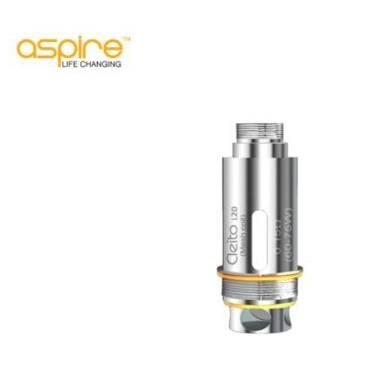 Ανταλλακτικές κεφαλές Aspire Cleito 120 Mesh 0.15ohm (1 Coil)