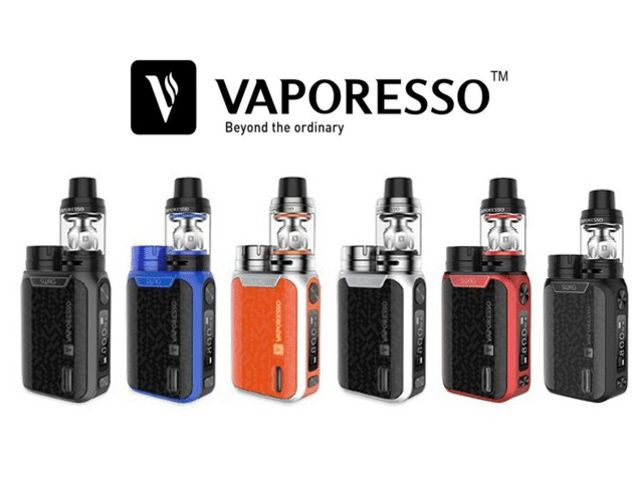 9815 - VAPORESSO SWAG KIT (with NRG SE TANK 2ml)