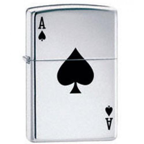 1408 - Αναπτήρας ZIPPO 24011 Lucky Ace