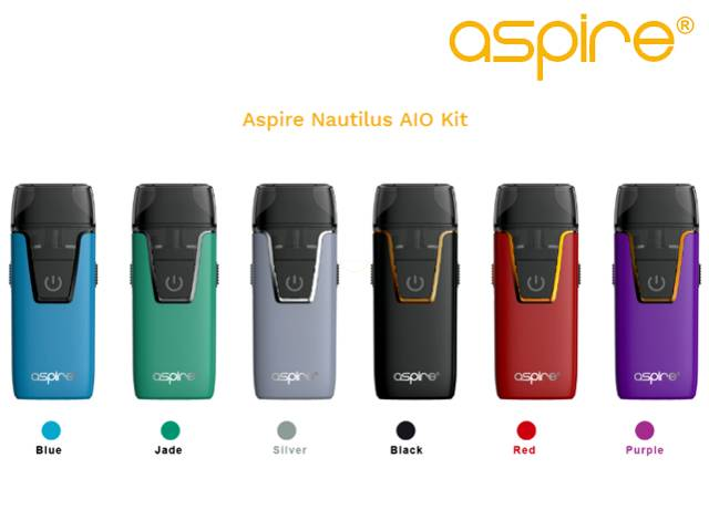9839 - NAUTILUS AIO KIT POD 2ml by Aspire