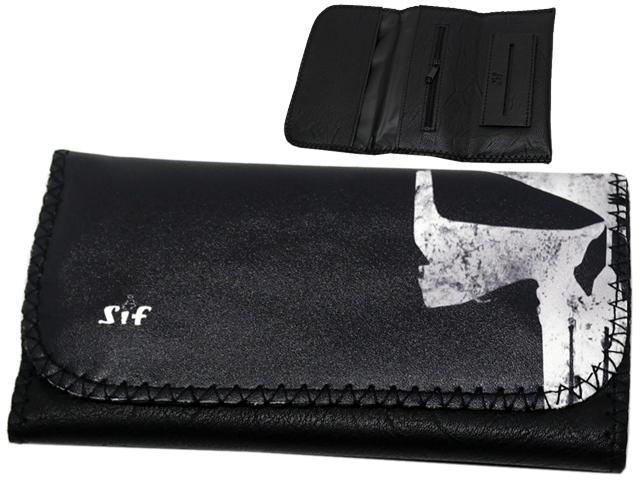 SIF 28 ROXY PRINTED SKULL καπνοθήκη