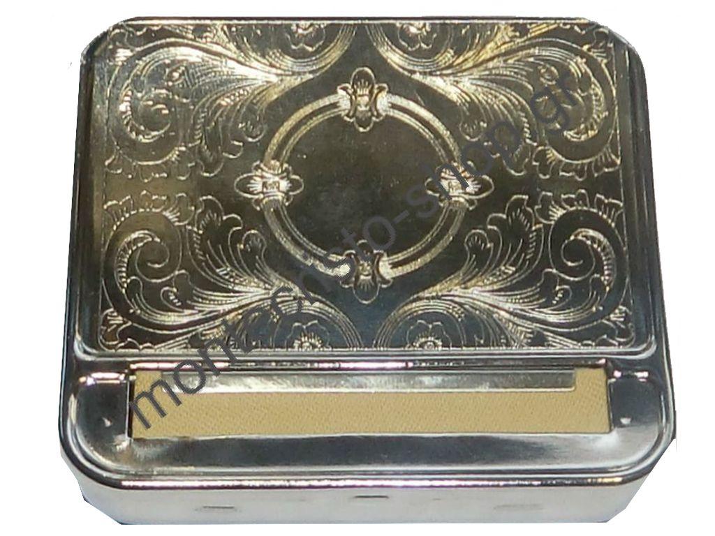 355 - Ταμπακιέρα στριφτού του παππού (ROLLING) μεταλλική 6 και 8mm (BEST PRICE) ΜΗΧΑΝΗ ΣΤΡΙΦΤΟΥ