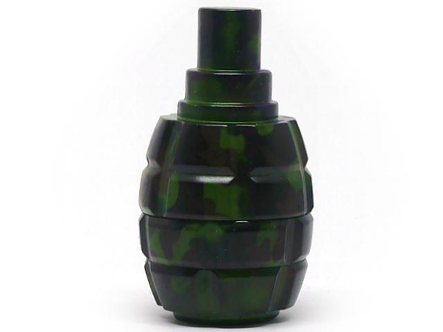 Τρίφτης καπνού GRINDER GRENADE ΧΕΙΡΟΒΟΜΒΙΔΑ BAREL 50mm (χωρίς περόνη) 12014