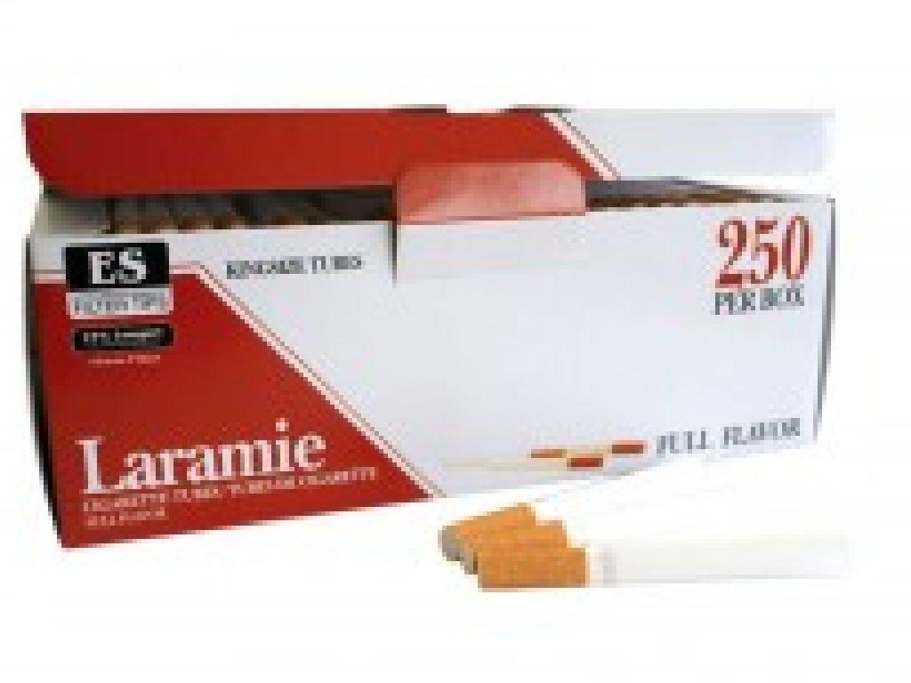 Αδεια τσιγάρα Laramie 84mm King Size Tubes κουτί των 250 τεμ