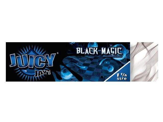 Χαρτάκια αρωματικά Juicy Jays BLACK MAGIC 1 1/4