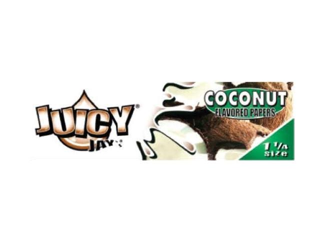 10024 - Χαρτάκια αρωματικά Juicy Jays COCONUT ΚΑΡΥΔΑ 1 1/4