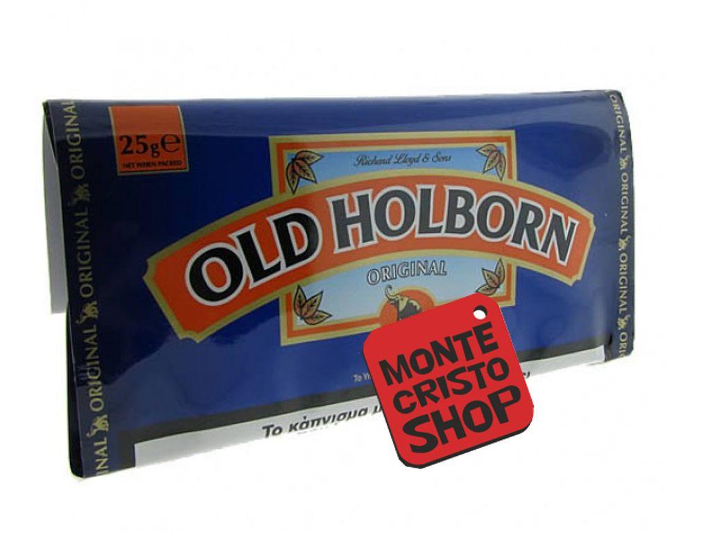 Καπνός στριφτού Old Holborn Original 30gr