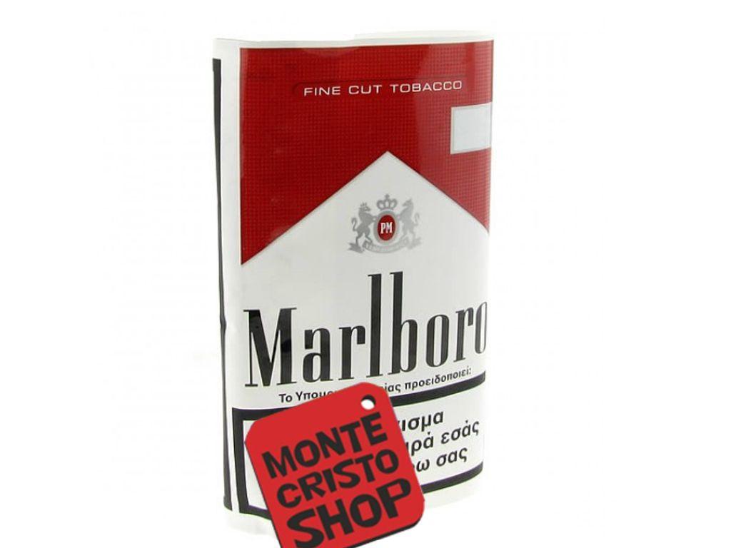 Καπνός στριφτού Marlboro, κόκκινος, 30 gr