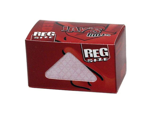 10116 - Ρολό στριφτού Juicy Jays RED REG SIZE ΚΑΝΟΝΙΚΟ 5 μέτρα (χωρίς άρωμα)