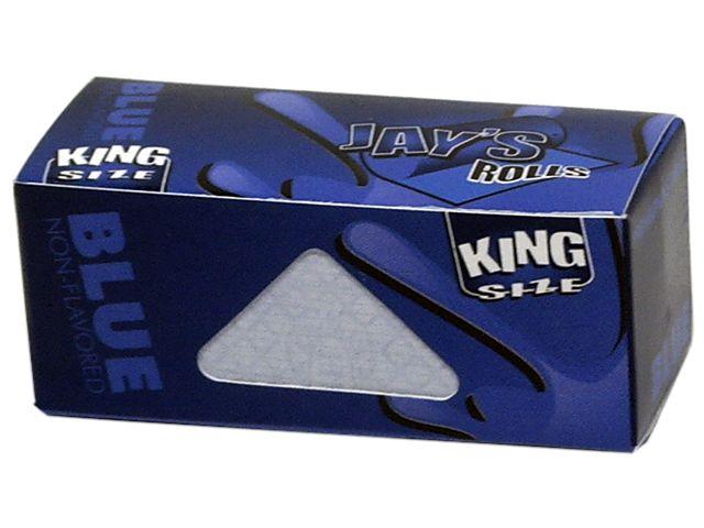 10118 - Ρολό στριφτού Juicy Jays BLUE KING SIZE ΜΕΓΑΛΟ 5 μέτρα (χωρίς άρωμα)