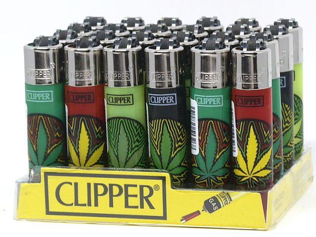 10129 - Clipper D24 CP22RH MARIA SMALL κουτί με 24 αναπτήρες