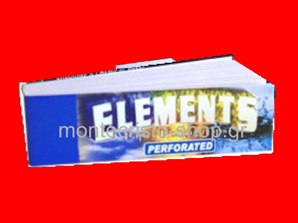 Τζιβάνα ELEMENTS PERFORATED σπαστή, 50 φύλλα
