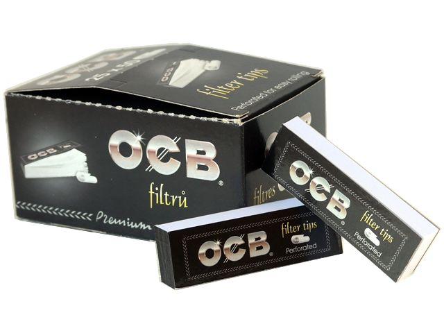 1166 - Τζιβάνες OCB κουτί των 25 τεμαχίων
