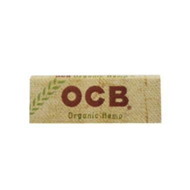Χαρτάκια OCB organic hemp Βιολογική κάνναβη 50 φύλλα