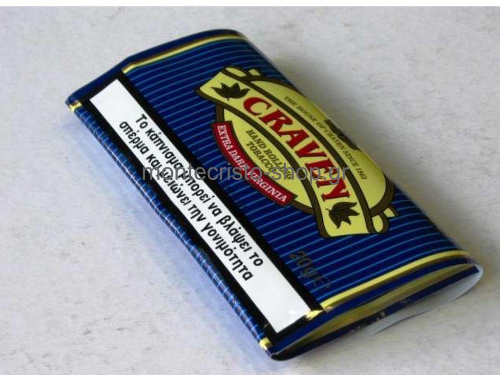 Καπνός στριφτού CRAVEN 30g