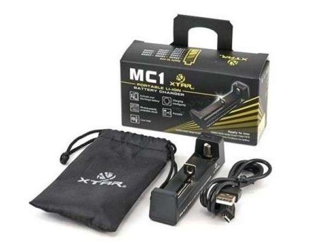 10240 - Φορτιστής XTAR MC1