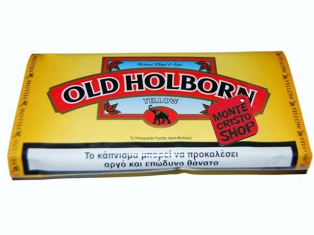Καπνός στριφτού Old Holborn Yellow 30gr
