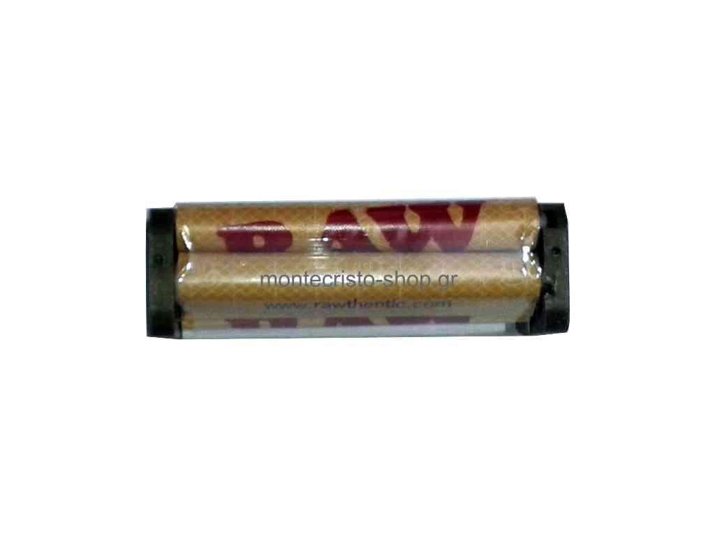 589 - Μηχανή στριφτού Raw Ecoplastic 70mm (για κανονικό στριφτό) με ανταλλακτική τανία