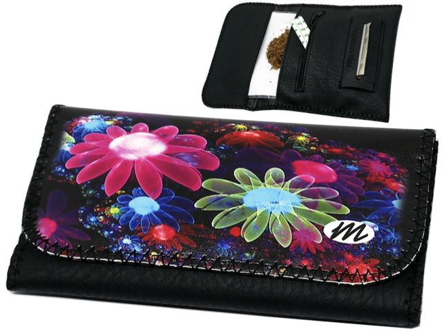 10284 - MONTE 0108 CRAZY FLOWERS ROXY ΚΑΠΝΟΘΗΚΗ
