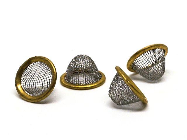 Σίτες Κωνικές για Bongs & Πίπες 05728 μικρές (4 τεμάχια) 11mm