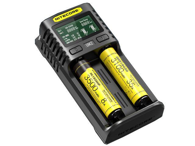 10363 - Φορτιστής Nitecore UM2 charger