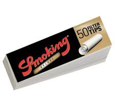 Τζιβάνα Smoking Deluxe 50 filter tips