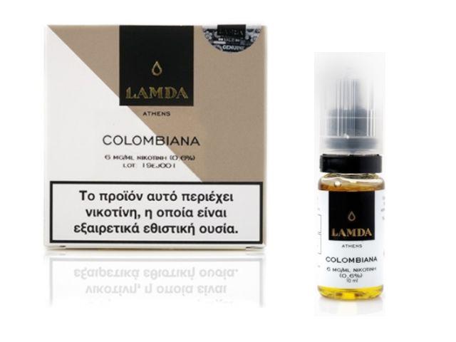10453 - Υγρό αναπλήρωσης COLOMBIANA 5150 3*10ml (καπνικό με κρέμα, βανίλια και ξηρούς καρπούς)
