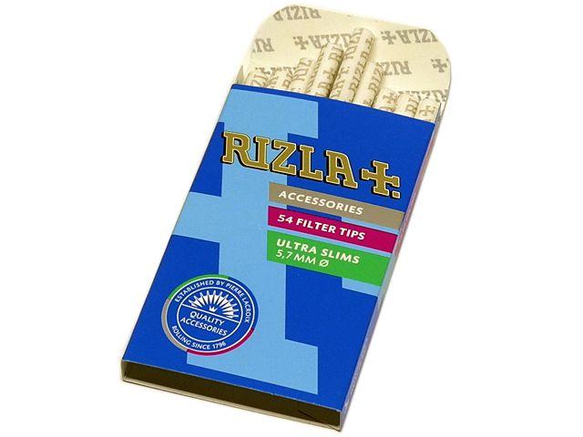 10477 - Φιλτράκια στριφτού Rizla 54 Ultra Slim 5.7mm