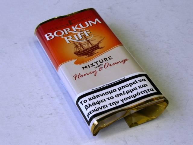 BORKUM RIFF ORANGE (HONEY & ORANGE) 40g