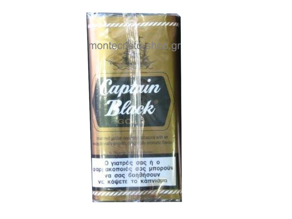Καπνός πίπας CAPTAIN BLACK GOLD 50g