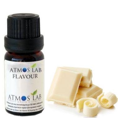 10518 - Άρωμα Atmos Lab CHOCOLATE WHITE FLAVOUR (λευκή σοκολάτα)
