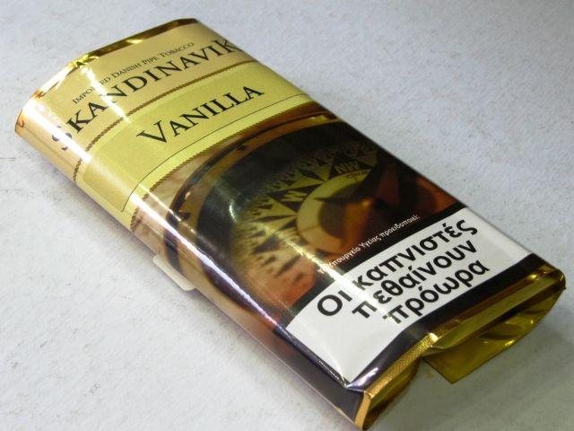Καπνός πίπας SKANDINAVIK SUNGOLD (SKANDINAVIK VANILLA) 40g