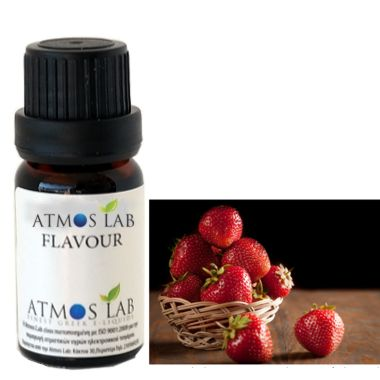 10538 - Άρωμα Atmos Lab STRAWBERRY SLICED FLAVOUR (φράουλα)